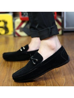 [PRE-ORDER] Casual British Men's Loafer Shoes