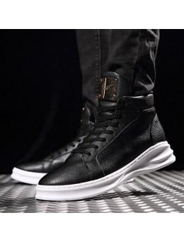 [PRE-ORDER] Korean Cool Men 's Casual British Shoes