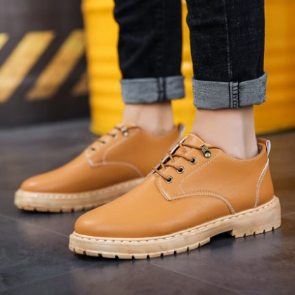 Men Formal Wear Casual Working Leather Shoes