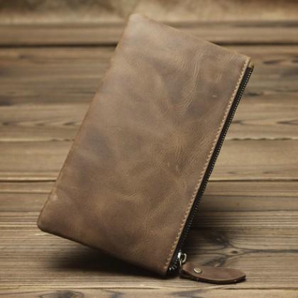 Men Simple Minimalist Japanese Style Wallet
