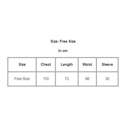 Women Clothing New Korean Lapel Double Pocket Short Sleeve High Waist Jumpsuit