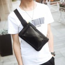 [PRE-ORDER] Men PU Crossbody Sling Shoulder Bag