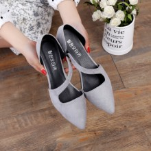 [PRE-ORDER] Women Working Office Pointed-Head Flats