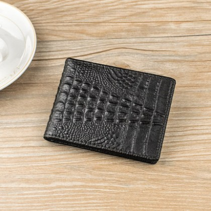 Men Retro Multi-card Leather Credit Card holder