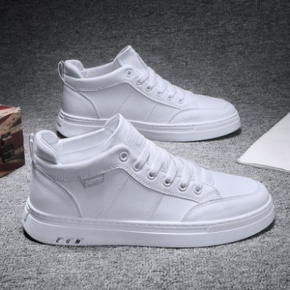 Men Student High-top Casual Sports Shoes