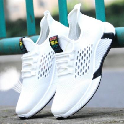 Men Summer Trend Mesh Sports Shoes