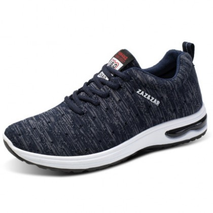 Men Summer Breathable Lace-up Sports Shoes