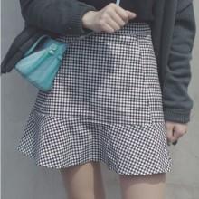[PRE-ORDER] Women Korean Design Lattice Skirts