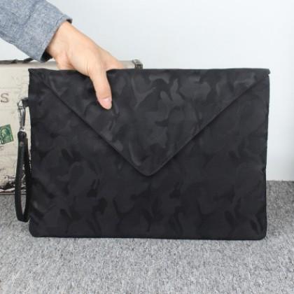 Men Camouflage Korean Fashion Oxford Cloth Bag