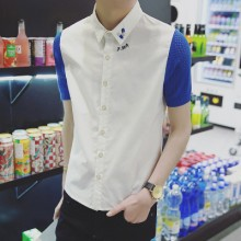 [PRE-ORDER] Men Two Colors Pills Short Sleeve Shirts