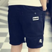 [PRE-ORDER] Men Casual Frankin Pocket Short Pants Shorts
