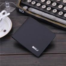 [PRE-ORDER] Men Student Business Smooth Surface Wallet