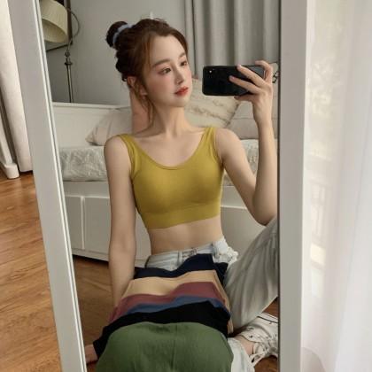 Women Clothing Tube Top Style Bra Underwear