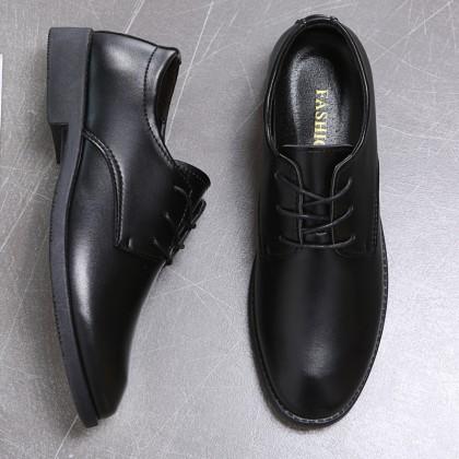 Men Business Formal Wear Casual Korean British Fashion Shoes