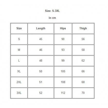 Men Clothing Summer Trend Loose Casual Straight Five-point Short Casual Pants