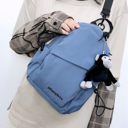 Women Summer Sports Small Fashion Casual Backpack