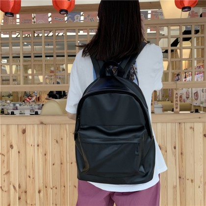 Women Fashion Student Casual Simple Campus Backpack