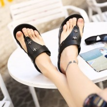 [PRE-ORDER] Men Rome PU Flip-Flop Slippers