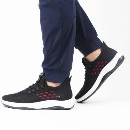 Men Fashion Summer Flying Woven Casual Mesh Running Shoes