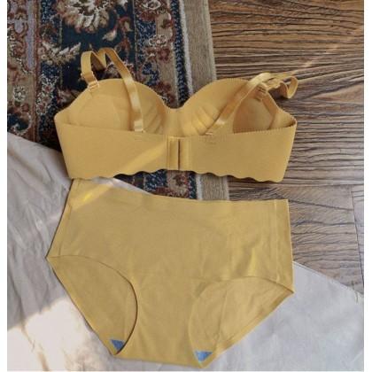 Women Clothing Seamless Wireless Push Up Lingerie Bra