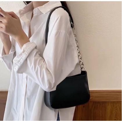 Women Bags Classic Armpit Shoulder Strap Small baguette