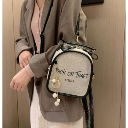 Women Bags New Mini Casual Multi-Function Small Backpack