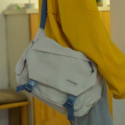 Men Bags College Student Class Commuting Rucksack Schoolbag