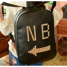 [PRE-ORDER] Men Couple Fashion PC Laptop PU Rivet Bag
