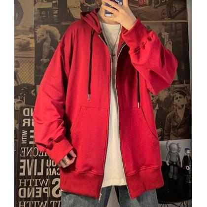 Men Clothing Autumn Korean Style Trendy Casual Jacket