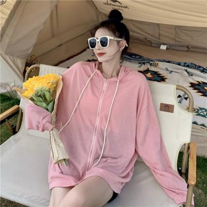 Women Clothing New Coat Thin Cardigan Korean Version Loose Jacket