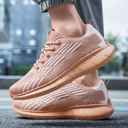 Men Fashion Summer Mesh Breathable Lightweight Running Shoes