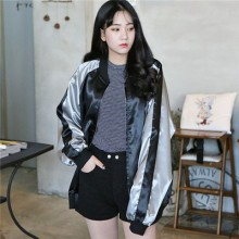 [PRE-ORDER] Women Plus Size XL Bomber Biker Jacket