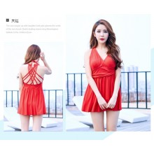 [PRE-ORDER] Women Plus Size XXL Conservative Swimsuit