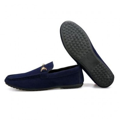 Men Fashion Korean High end Casual Shoes Lazy Loafer