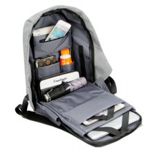 [READY STOCK / PRE-ORDER] Men Anti Theft PC Laptop Student Working Backpack