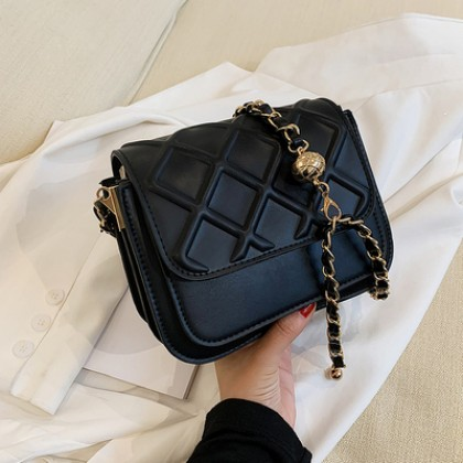 Women Bags Chain Small Square Crossbody Shoulder Bag