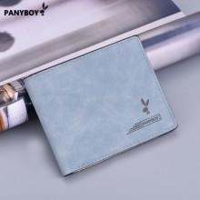 [PRE-ORDER] Men Bunny Rabbit Logo Scrub Short Wallet