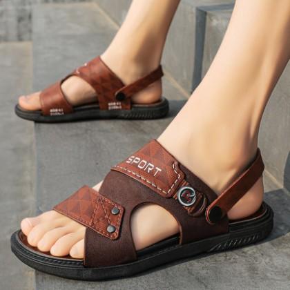 Men Fashion Summer Soft Bottom Non-slip Trendy Flip-flop
