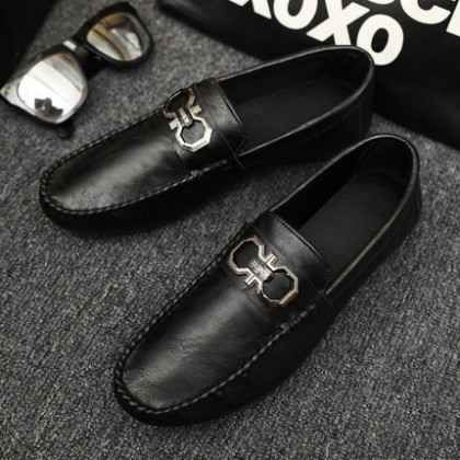 Men Fashion Summer Breathable Casual Low-top Shoes