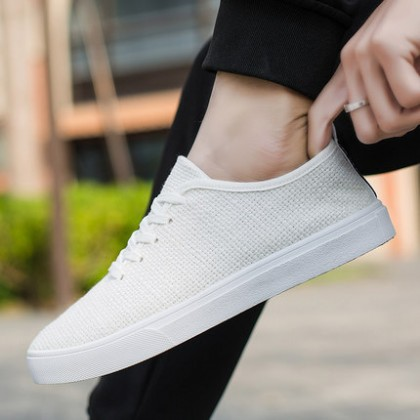 Men Fashion Sports Casual Trend Lace-up Shoes