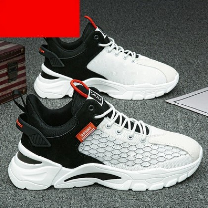 Men Fashion Sports Casual Trend Sports Outdoor Shoes