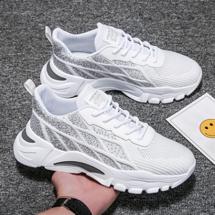 Men Fashion Sports Utra-light Soft-soled Outdoor Shoes
