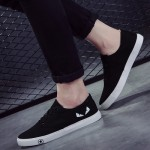 [READY STOCK / PRE-ORDER] Men Monster Eyes Canvas Shoes Sneakers