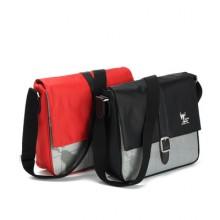 [PRE-ORDER] Men Classic Sling Magnet Buckle Cross body Bag