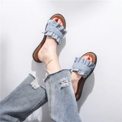 Lace Sandals Women Design Japanese Flop Slippers Flip kZXPuTiO