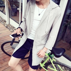 [PRE-ORDER] Men Women Couple Sun Protection Thin Jacket