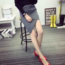 Women Clothing Knit Slim Sexy Office Skirt