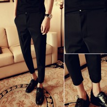 [PRE-ORDER] Men Plus Size XXXL Formal Suits Zipped Pocket Long Pants