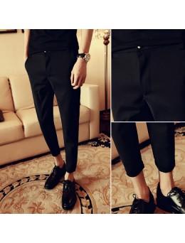 [PRE-ORDER] Men Plus Size XXXL Formal Suits Zipped Pocket Long Pants