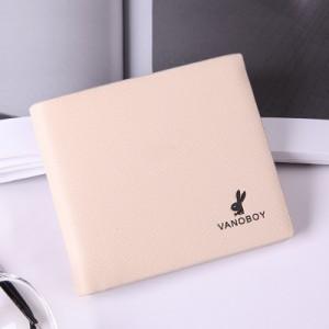 [PRE-ORDER] Men Simple Office Casual Short Wallet